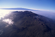 Hualalai Volcano, Kailua-Kona, Island of Hawaii<br />