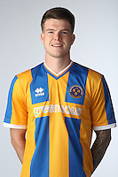 Liam McAlinden of Shrewsbury Town - Shrewsbury Town Photo Call Season 2015-2016