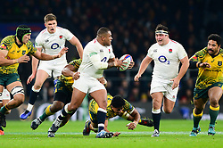 Kyle Sinckler of England - Mandatory by-line: Dougie Allward/JMP - 24/11/2018 - RUGBY - Twickenham Stadium - London, England - England v Australia - Quilter Internationals