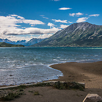 Bennet Lake from Carcross