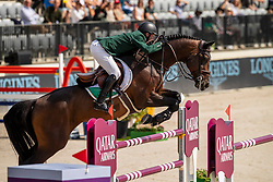 Moloney Peter, IRL, Chianti's Champion<br /> European Championship Jumping<br /> Rotterdam 2019<br /> © Hippo Foto - Dirk Caremans<br /> Moloney Peter, IRL, Chianti's Champion