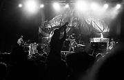 Rock gig crowds, Australia 2000's
