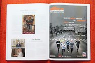 Soundvenue magazine printed this image to promote the 2015 Copenhagen Half Marathon