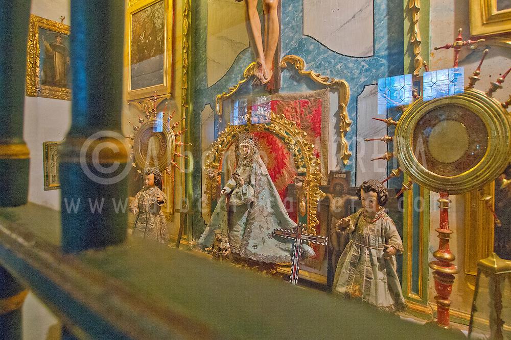 Alberto Carrera, Monastery of San Antonio el Real, Segovia, Castilla y Le&oacute;n, Spain, Europe<br /> <br /> EDITORIAL USE ONLY
