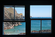 Kynance Cove framed 02