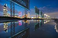 Vietnam Images-cityscape-Hochiminh city-saigon city