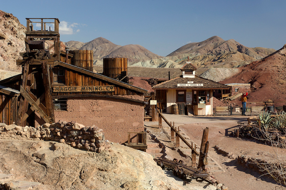 Calico Ghost Town, California, United States of America