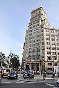 Generali Insurance building Barcelona, Spain