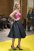 Dec. 15, 2015 - Madrid, Madrid, Spain -<br /> <br /> Wonderbra Spr/Sum 2016 Madrid Fashion Show<br /> <br /> Wonderbra fashion show to present her new Spring-Summer 2016, in Madrid, Spain, on December 15, 2015.<br /> ©Exclusivepix Media
