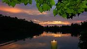 Sunset at Goldeneye - Jamaica