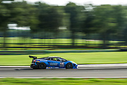 August 22-24, 2014: Virginia International Raceway. #46 Doug Peterson, Mitchum Motorsport, Lamborghini of Chicago