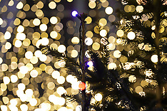 DEC 20 2013 Stock pictures of Christmas decorations