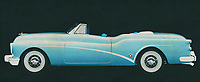 Buick is an old American car brand that was very popular in the 50's because of this model, the Buick Skylark convertible. Many Americans have strolled the streets on their way to a cinema or restaurant or just to enjoy their Buick Skylark.<br /> <br /> This painting of a Buick Skylark can be printed very large on different materials. The work has a panoramic ratio and is very suitable to add a detail in a workspace, showroom or just at home that will impress your visitors. –<br /> <br /> BUY THIS PRINT AT<br /> <br /> FINE ART AMERICA<br /> ENGLISH<br /> https://janke.pixels.com/featured/the-buick-skylark-is-a-symbol-of-american-culture-jan-keteleer.html<br /> <br /> WADM / OH MY PRINTS<br /> DUTCH / FRENCH / GERMAN<br /> https://www.werkaandemuur.nl/nl/shopwerk/Buick-Skylark-Convertible-1956/605990/132<br /> <br /> -