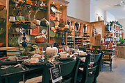 Pottery Barn, The Gardens, El Paseo Drive, Palm Desert CA, Shopping, Interior