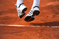 illustration chaussures  - 25.05.2015 - Jour 2 - Roland Garros 2015<br />