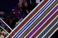 Mayan weaving, Nahuala, Guatemala