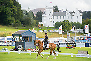 Lt Col Thibaut Vallette (FRA) & Qing du Briot ENE HN - Dressage - Longines FEI European Eventing Chamionship 2015 - Blair Athol, Scotland - 10 September 2015