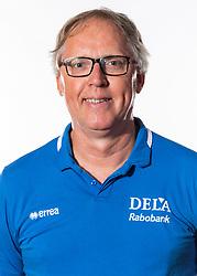 06-07-2018 NED: EC Beach teams Netherlands, The Hague<br /> Bert Korteling