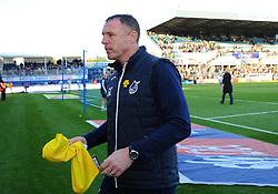 Bristol Rovers manager Graham Coughlan after the final whistle - Mandatory-by line: Nizaam Jones/JMP - 04/05/2019 - FOOTBALL - Memorial Stadium - Bristol, England - Bristol Rovers v Barnsley - Sky Bet League One