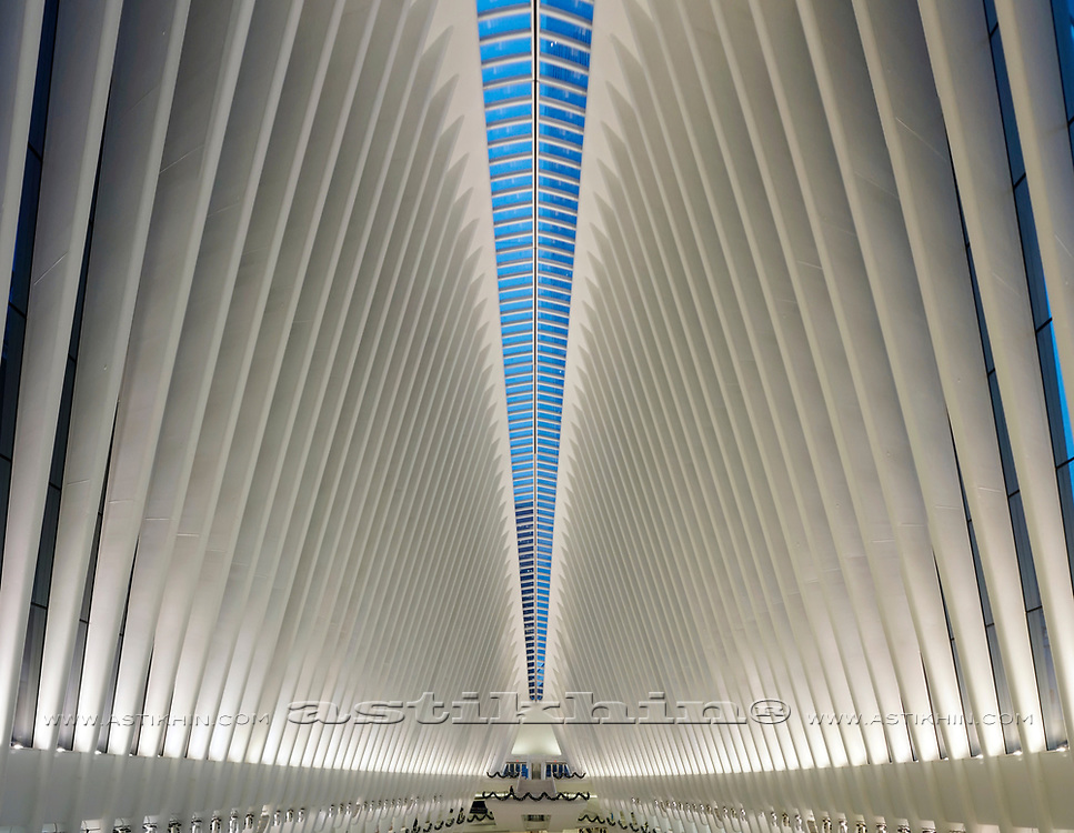World Trade Center station, Oculus (PATH).