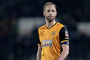 David Meyler (Hull City) during the The FA Cup fifth round match between Hull City and Arsenal at the KC Stadium, Kingston upon Hull, England on 8 March 2016. Photo by Mark P Doherty.