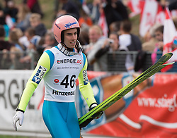 27.09.2015, Energie AG Skisprung Arena, Hinzenbach, AUT, FIS Ski Sprung, Sommer Grand Prix, Hinzenbach, im Bild Stefan Kraft (AUT) // during FIS Ski Jumping Summer Grand Prix at the Energie AG Skisprung Arena, Hinzenbach, Austria on 2015/09/27. EXPA Pictures © 2015, PhotoCredit: EXPA/ Reinhard Eisenbauer