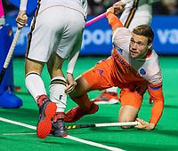 ROTTERDAM - Roel Bovendeert (NED) during  the Pro League hockeymatch men, Netherlands- Germany (0-1). )  WSP COPYRIGHT  KOEN SUYK