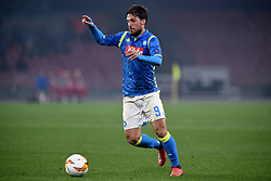 February 21, 2019 - Naples, Naples, Italy - Simone Verdi of SSC Napoli during the UEFA Europa League Round of 32 Second Leg match between SSC Napoli and FC Zurich at Stadio San Paolo Naples Italy on 21 February 2019. (Credit Image: © Franco Romano/NurPhoto via ZUMA Press)