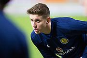 23rd March 2018, Hampden Park, Glasgow, Scotland; International Football Friendly, Scotland versus Costa Rica; Tom Cairney of Scotland