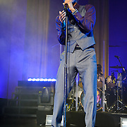 Trey Songz performs at DAR Constitution Hall in Washington D.C. in September 2010.