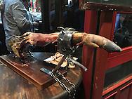 dead pig bondage