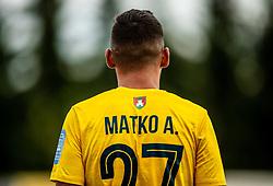 Aljoša Matko of Bravo during football match between NK Bravo and NK Celje in 13th Round of Prva liga Telekom Slovenije 2019/20, on October 5, 2019 in ZAK stadium, Ljubljana, Slovenia. Photo by Vid Ponikvar / Sportida