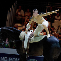 Vaulting - Male Freestyle