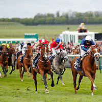 Newmarket 2000 Guineas day