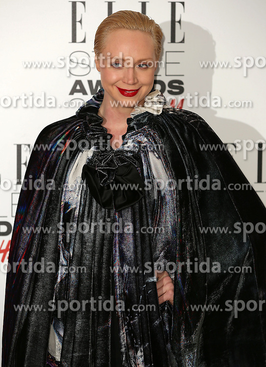 Gwendoline Christie attends the Elle Style Awards 2015 at Sky Garden @ The Walkie Talkie Tower on February 24, 2015 in London, England. EXPA Pictures &copy; 2015, PhotoCredit: EXPA/ Photoshot/ James Shaw<br /> <br /> *****ATTENTION - for AUT, SLO, CRO, SRB, BIH, MAZ only*****