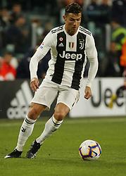 May 3, 2019 - Turin, ITA, Italy - Cristiano Ronaldo during Serie A match between Juventus v Torino, in Turin, on May 3, 2019  (Credit Image: © Loris Roselli/NurPhoto via ZUMA Press)