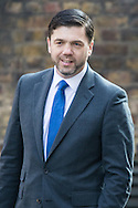 Newly appointed Work and Pensions Secretary Stephen Crabb arrives for Cabinet at Downing Street, London<br /> Picture by Paul Davey/Focus Images Ltd +447966 016296<br /> 16/03/2016