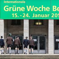 2016/01/15 Berlin | Messe | Eröffnung der Grünen Woche 2016