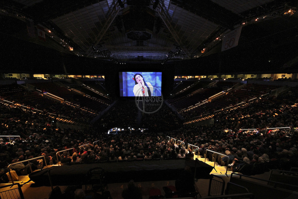 Seattle Opera Simulcast of Madama Butterfly at Key Arena