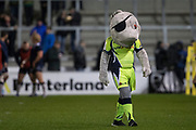 Sharkey gets ready before the Aviva Premiership match between Sale Sharks and Northampton Saints at the AJ Bell Stadium, Eccles, United Kingdom on 25 November 2017. Photo by George Franks.
