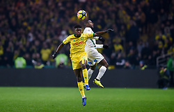 January 31, 2019 - Nantes, France - KWATENG Enock ( Nantes ) - CAMARA Mahdi  (Credit Image: © Panoramic via ZUMA Press)
