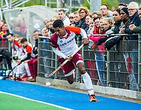 ALMERE - Hockey - Hoofdklasse competitie heren.ALMERE-HDM (4-2).  Terrance Pieters (Almere) . HDM degradeert.  COPYRIGHT KOEN SUYK