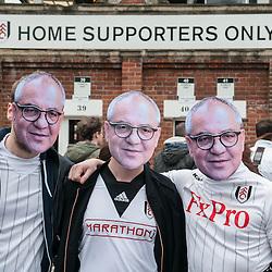 Fulham v Crystal Palace   Premiership   11 May 2014