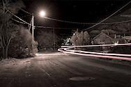 USA, Nevada, Mineral County, Tonopah,American Nightscapes Tonopah II