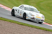 #35 Talan Skeels-Piggins Porsche Boxster S during the The Sylatech Porsche Club Championship with Pirelli at Oulton Park, Little Budworth, Cheshire, United Kingdom. September 03 2016. World Copyright Peter Taylor/PSP.