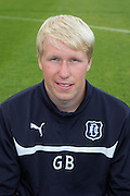 Gavin Burns - Dundee FC headshots <br />  - &copy; David Young - www.davidyoungphoto.co.uk - email: davidyoungphoto@gmail.com