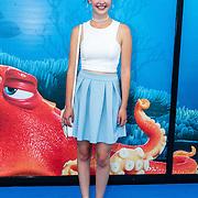 NLD/Amsterdam20160622 - Filmpremiere première van Disney Pixar's Finding Dory, Shalisa van der Laan