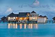 Soneva Gili by Six Senses<br /> Lankanfushi Island, North Male' Atoll, Republic of Maldives