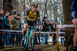Lars Boom, NK Veldrijden Elite-Mannen en Beloften-Mannen / Dutch Championship Cyclocross Elite Men and U23 Men at Sint Michielsgestel, Noord-Brabant, The Netherlands, 8 January 2017. Photo by Pim Nijland / PelotonPhotos.com | All photos usage must carry mandatory copyright credit (Peloton Photos | Pim Nijland)