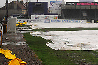 Photo: Leigh Quinnell/Sportsbeat Images.<br /> Bristol Rovers v Swansea City. Coca Cola League 1. 08/12/2007. Game off at Memorial Stadium after heavy rain.